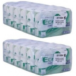 Recycled 320 Sheet 2 Ply Toilet Rolls