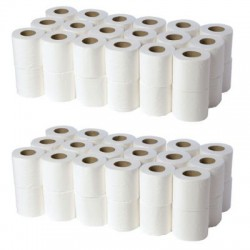 Standard Toilet Rolls Double Pack