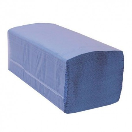 Economy Blue Interfold Paper Towels Recycled