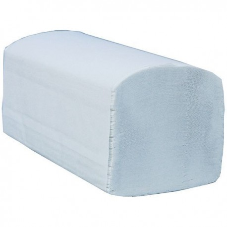 V fold 2 ply White Pure Pulp Easipull