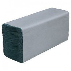 Z Fold Paper Towels 1 ply Green