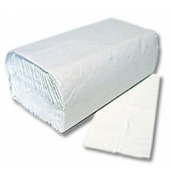 Hand Towels Pure Pulp C-Fold 2 Ply White